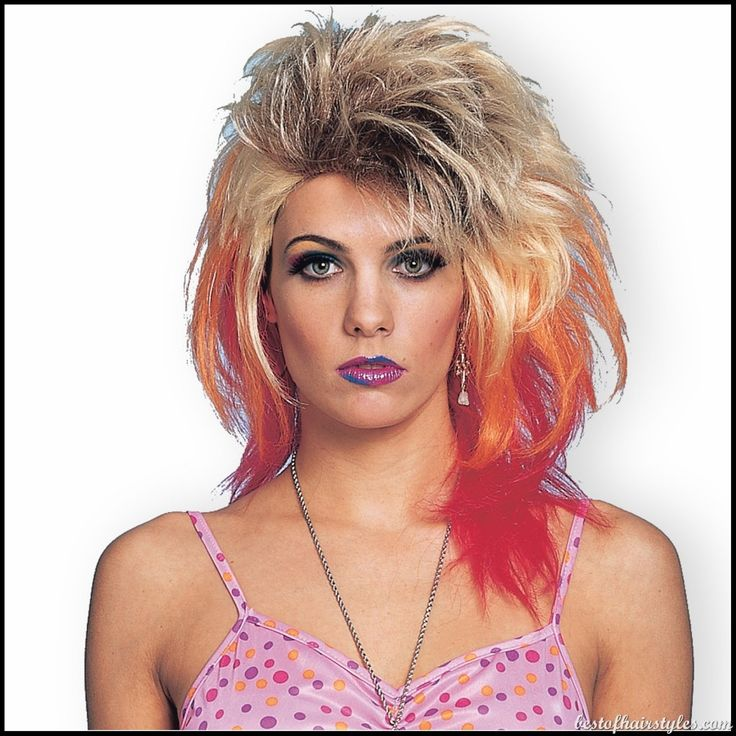 Hairstyles in the 1980s - Wikipedia