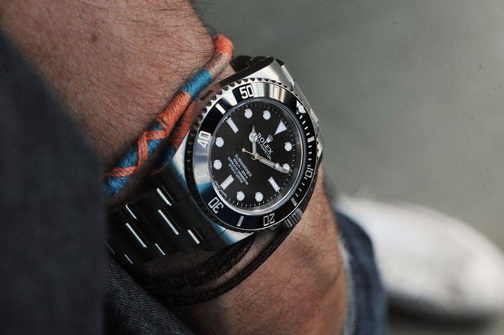 Rolex Submariner No Date ref. 114060