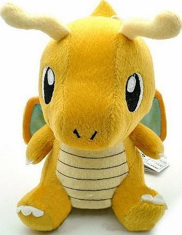 Banpresto Pokemon soft toy plush figure Dragonite 17 cm Pokemon soft toy plush figure Dragonite 17 cm (Barcode EAN = 4260237070122). http://www.comparestoreprices.co.uk/film-and-tv-figures/banpresto-pokemon-soft-toy-plush-figure-dragonite-17-cm.asp