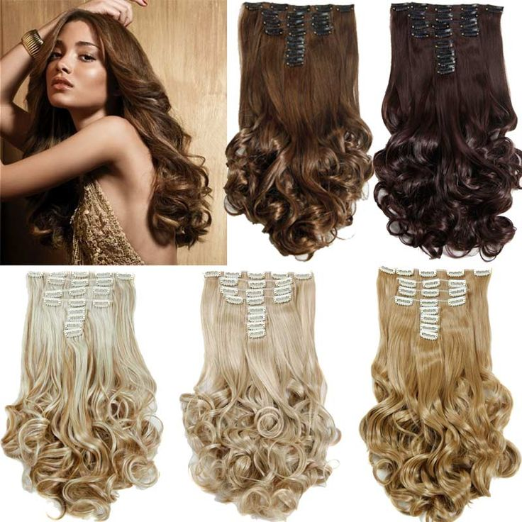 False-Hair-Extensions-Synthetic-Hair-with-Clip-8pcs-18-Clips-in-Hair-Extension-20-Long-Curly/32596642807.html * Ne zabud'te proverit' etot udivitel'nyy produkt.