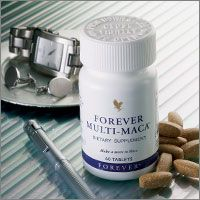 For men and women! Take Forever Multi maca daily for best results.