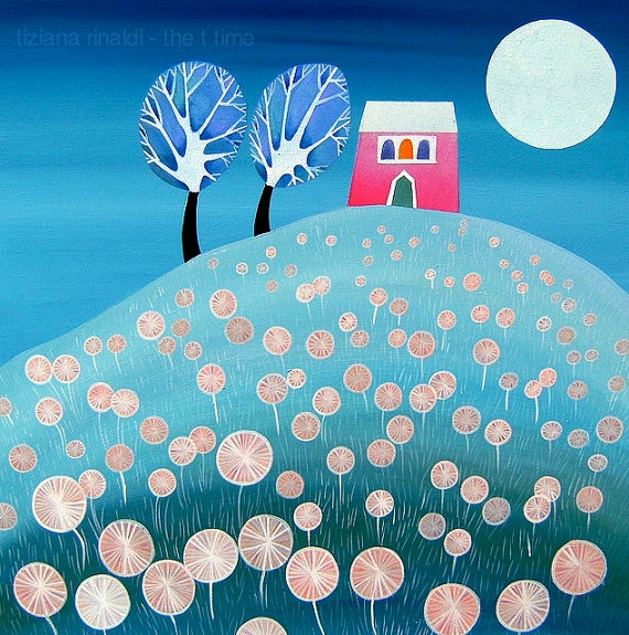 La casa degli alberi azzurri - Tiziana Rinaldi