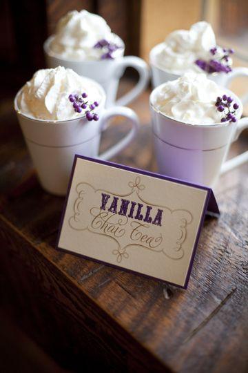 food: Vanilla Chai, Hot Chocolate, Chai Tea, Wedding Ideas, Teas, Dream Wedding, Winter Weddings, Drinks