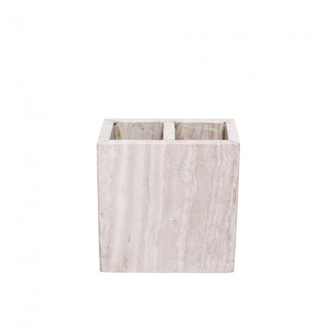Harman Marble Toothbrush Holder (Natural)