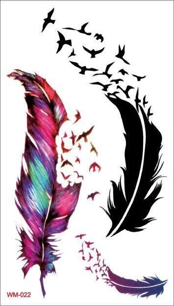 Type: Temporary Tattoo Size: 10.5*6 cm Model Number: tatoo ...