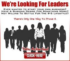 Are you a leader? Do you have what it takes to be a leader? Join MCA and partner with a team of leaders todays!  www.latishamca.com