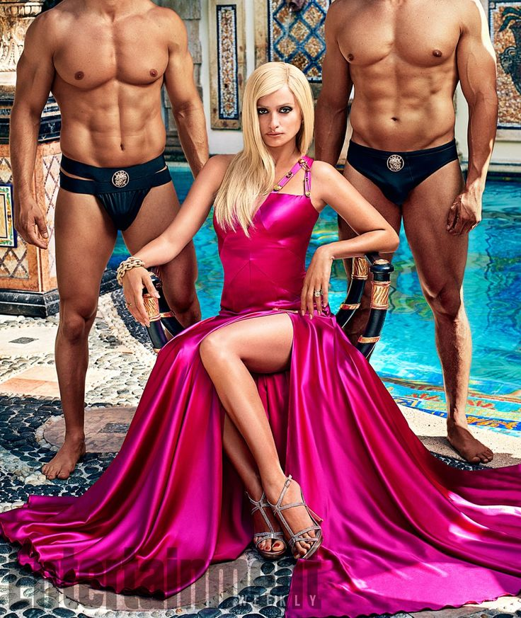 'American Crime Story' first look: See Penelope Cruz as Donatella Versace in 'The Assassination of GianniVersace'