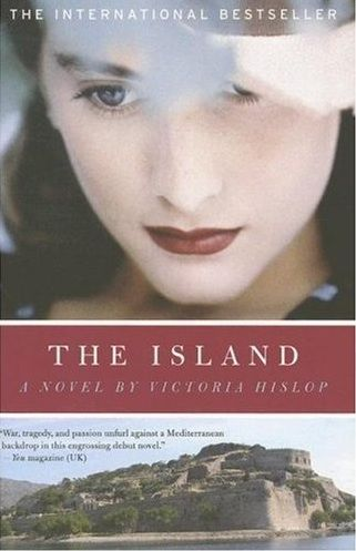 {The Island by Victoria Hislop} So far it has been absolutely captivating. Do you like historical fiction?  Do you have any other suggestions?
