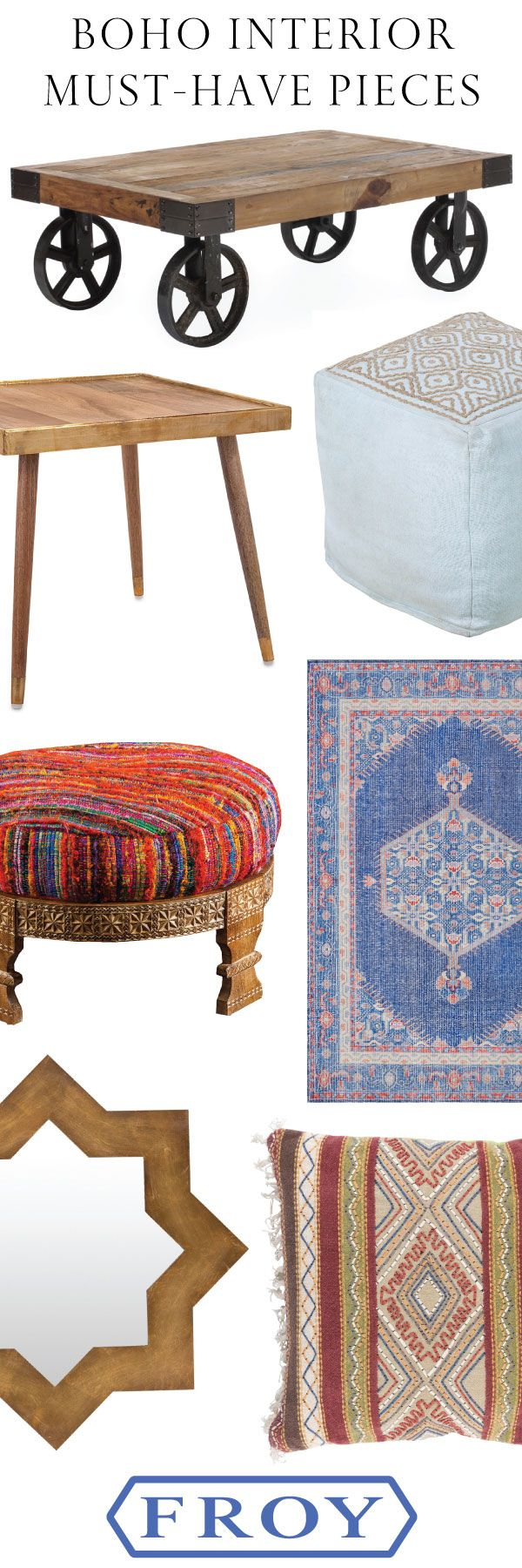 The Best Bohemian Interior Design Combines Rich Patterns Vibrant Colors And Organic Materials