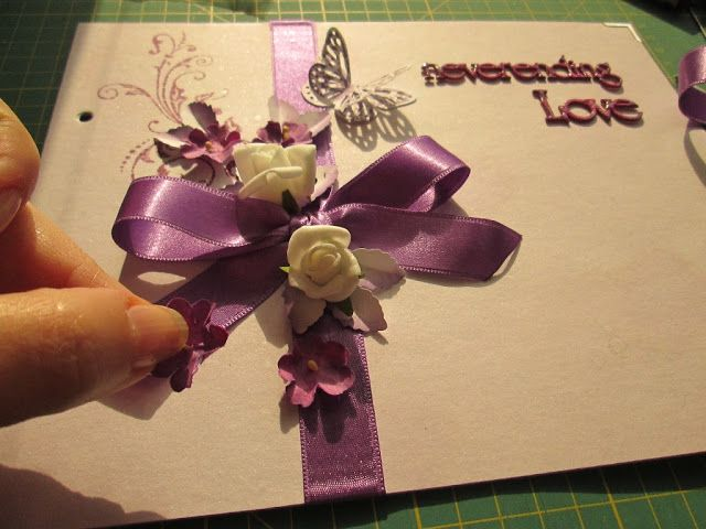 Hand-Crafted by Gabi M.: {WEDDINGS} Orchid Butterfly + CHA#27
