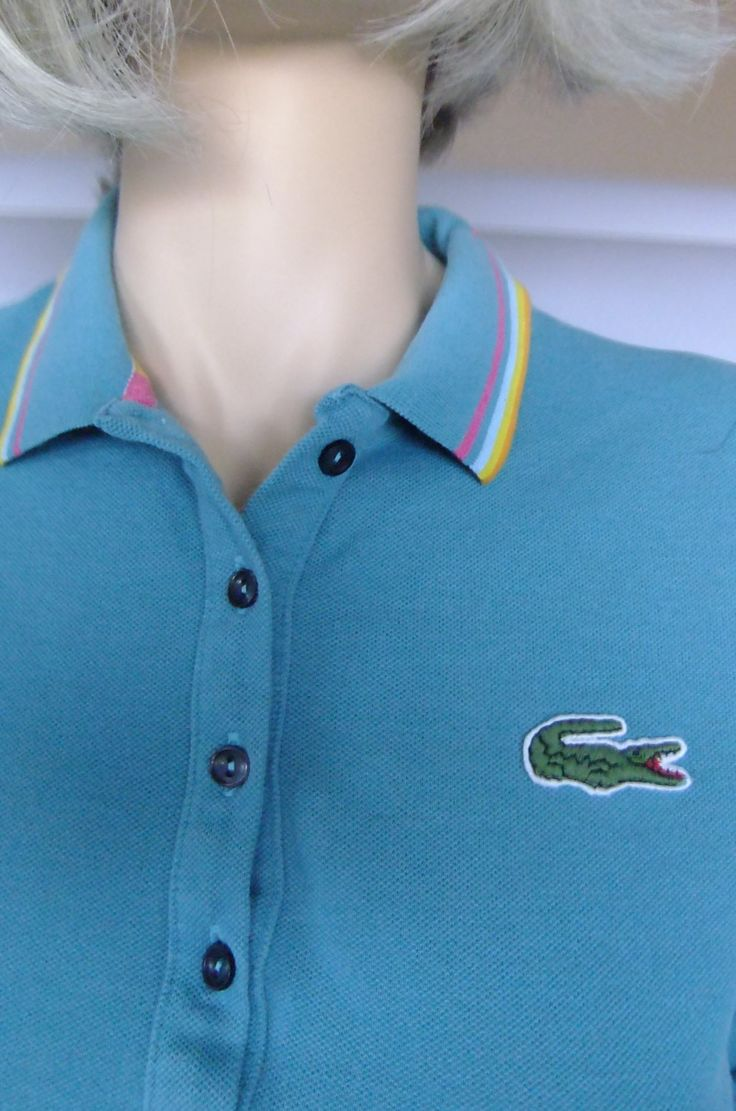 lacoste polo shirt by vintage2049 on Etsy