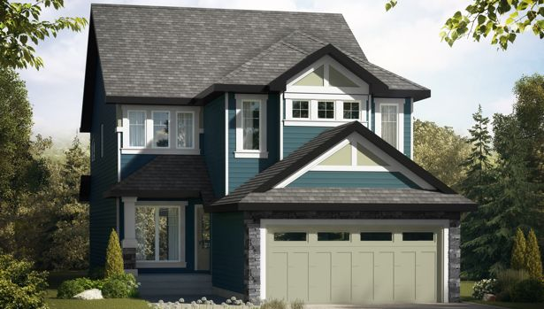 Pacesetter Homes elevation styles - part 2: five more options for your home design.