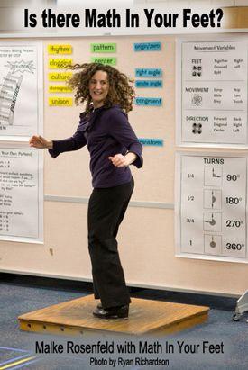 Do you #dance #math? You can!