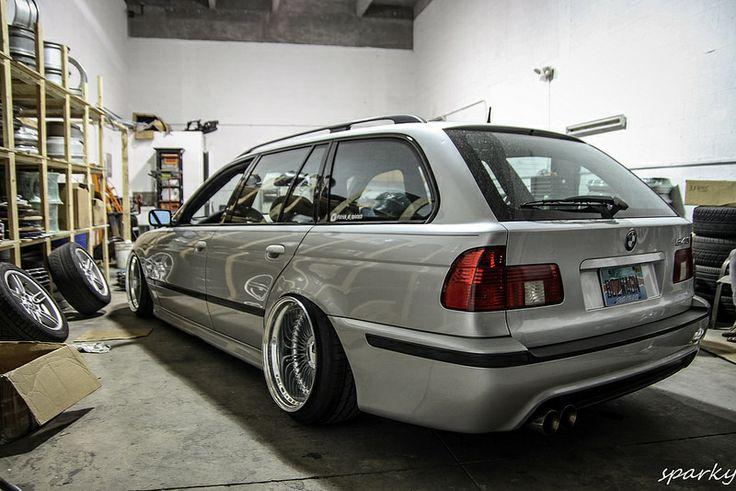 Bmw E39 Touring Stance >> BMW E39 540i Touring | Bmw | Pinterest | Bmw E39, Bmw and Accessories