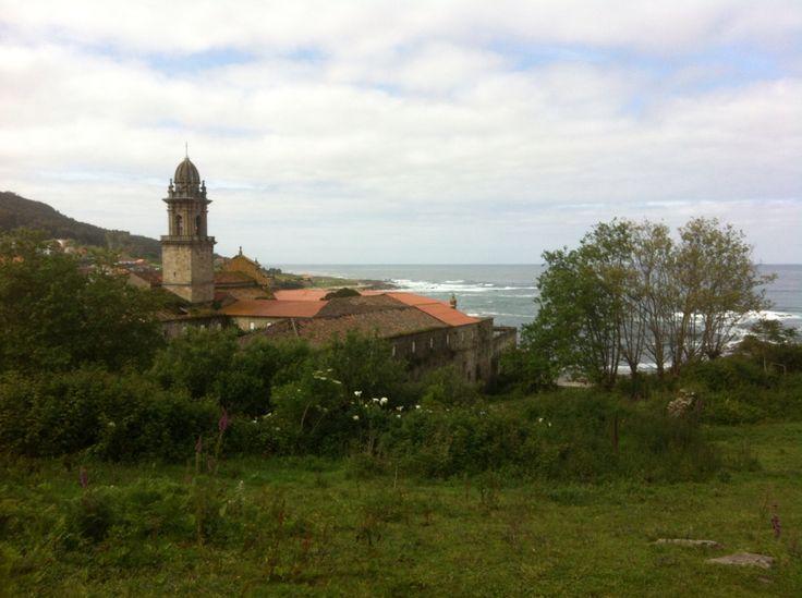 Mosteiro de Santa María de Oia #Monasterio #smoia