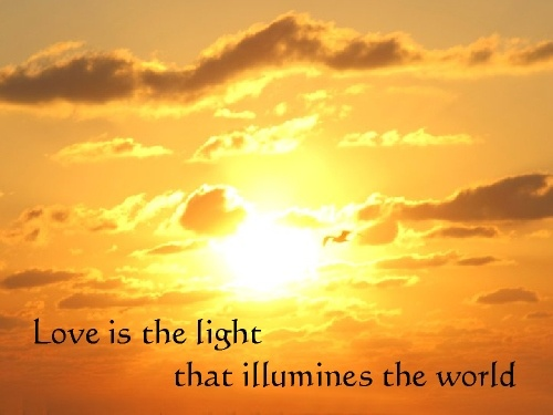 Image result for yellow illumines the world