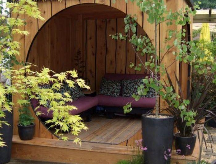 Le cabanon de jardin en 46 photos - choisir son style préféré