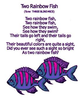17 best ideas about rainbow fish activities on pinterest for The fish poem
