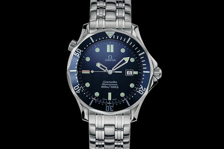 "A Closer Look at the Omega Seamaster Professional 300m: ""The Bond"""