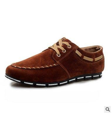 Мужчины Повседневная Обувь 2016 Новой Англии Мужская Мода Итальянская Обувь мужчины ретро дикие дышащие повседневная обувь, чтобы помочь низкой цены Бесплатная доставка