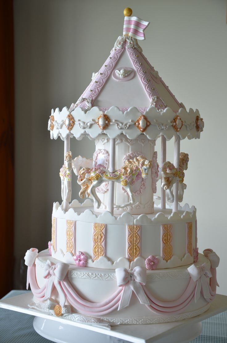 #Carousel Cake# for Girlie