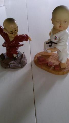 Miniatures Karateka à saisir sur Topannonces:  ►http://www.topannonces.fr/annonce-figurines-miniatures-v45176843.html