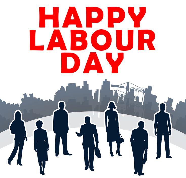 Happy Labour Day!Hahaaa!!!