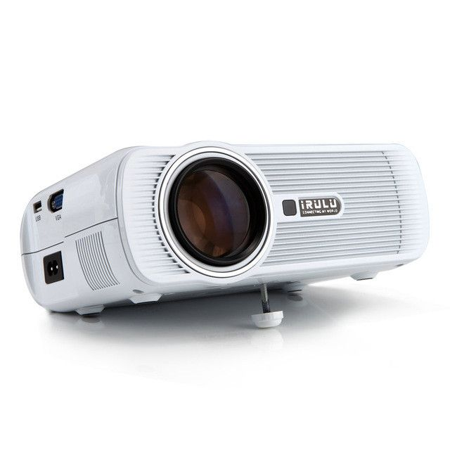 Portable LCD Projector 1920*1080P Desktop Digital LED Home/Commercial Projector