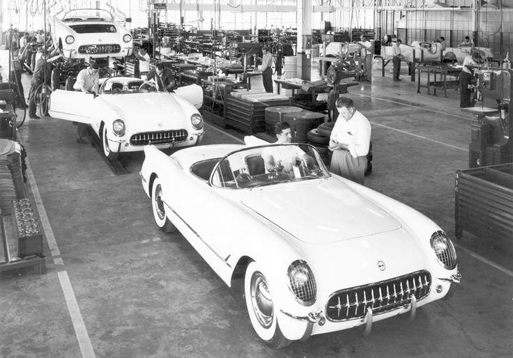 Happy Birthday Corvette! America's Favorite Sports Car Turns 60 Today