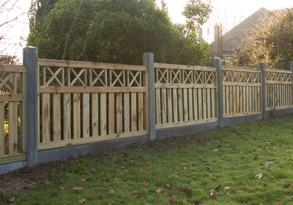 Best 25 Fence Panels Ideas On Pinterest Wood Fencing