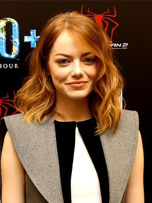Allure caught up with hairstylist Mara Roszak, who recently cut Emma Stone's hair into a lob, to find out everything we need to know about rocking a long bob hairstyle. | allure.com