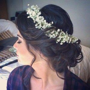 ROME WEDDING HAIR