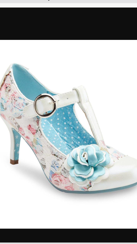 'Joe Browns' Arushi corsage shoe. '