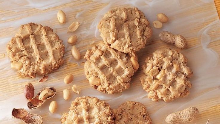These nutty cookies get a crunchy boost from a surprise ingredient—breakfast cereal!