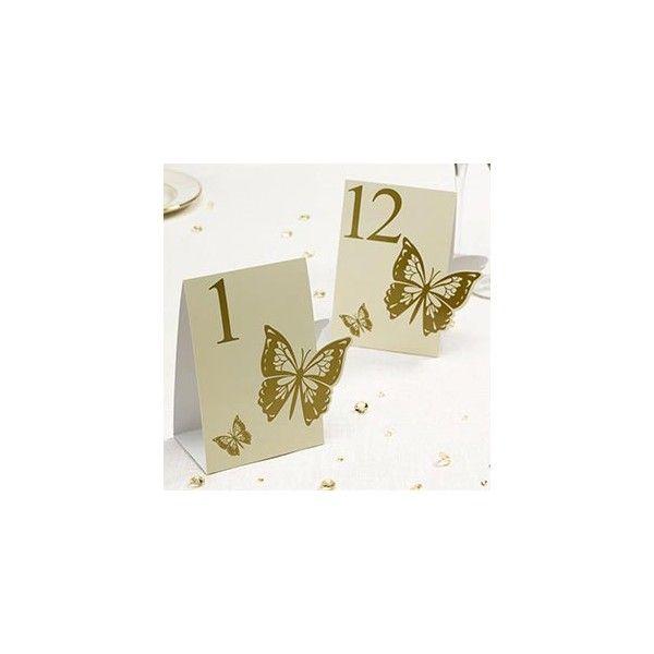 Segnatavolo semplice ed elegante perfetto per decorare con stile i tavoli del vostro  evento!  Ogni confezione contiene i numeri da 1 a 12.