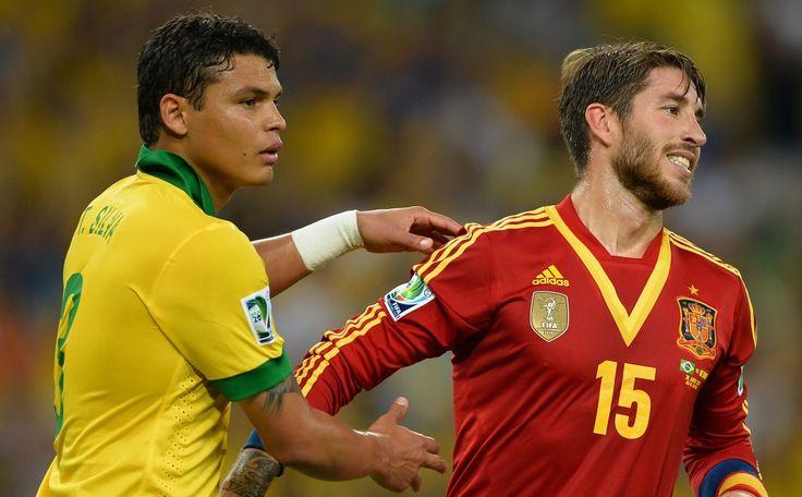 cool Sergio Ramos and Thiago Silva are the world's top defenders – Paolo Maldini Check more at https://epeak.info/2017/04/01/sergio-ramos-and-thiago-silva-are-the-worlds-top-defenders-paolo-maldini/