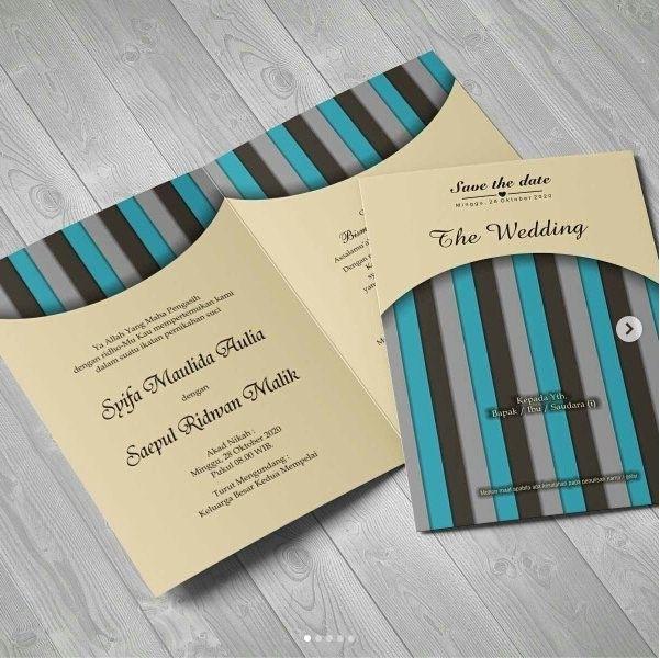 11 best good ideas undangan bermanfaat images on pinterest cook desain terbaru undangan pernikahan harga 2000 stopboris Image collections