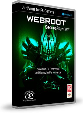 Enter to win @Webroot's Antivirus for Gamers!  (Ends 4/26/14)