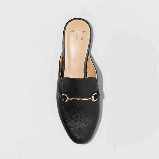 Backless loafers, Loafer mules