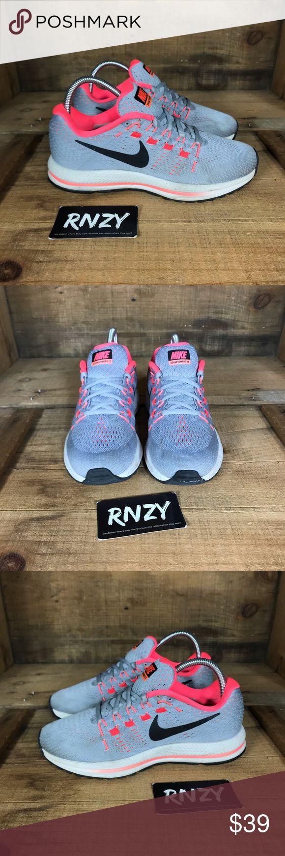Nike Zoom Vomero 12 Gently used. Smoke free. No box. We always carefully package…
