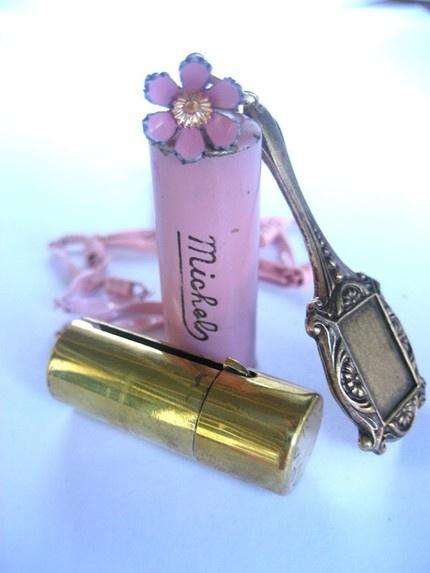 Old Fashion Cars >> 1940s lipstick case....smashing!   dorothea's vintage ...