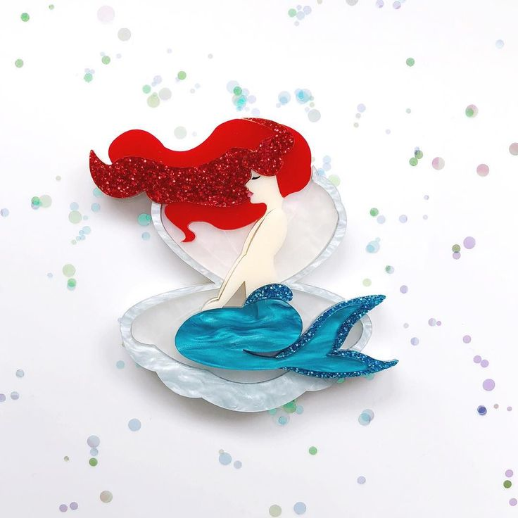 ♀️ coming to Deer Arrow on the 17th of January! Be sure you check our story, to see the other colour way  #handmade #noveltybrooch #brooch #mermaidlife #mermaid #broochaddict #vintagestyle