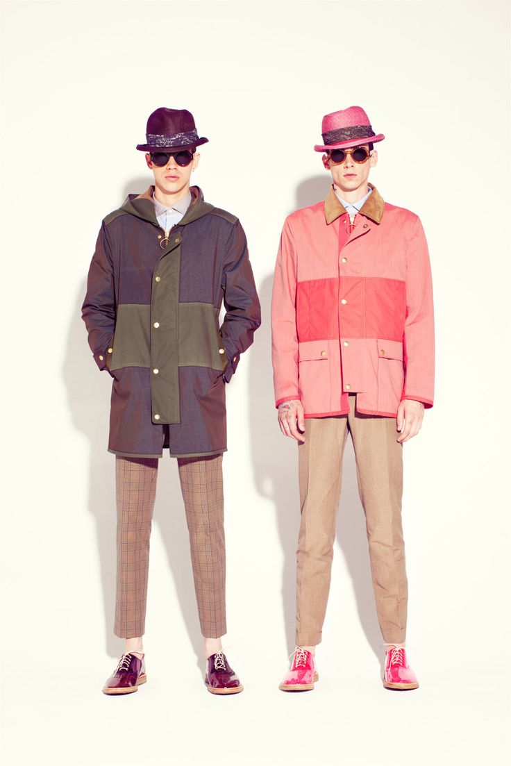 Marc Jacobs Menswear Collection  Me like MCJ