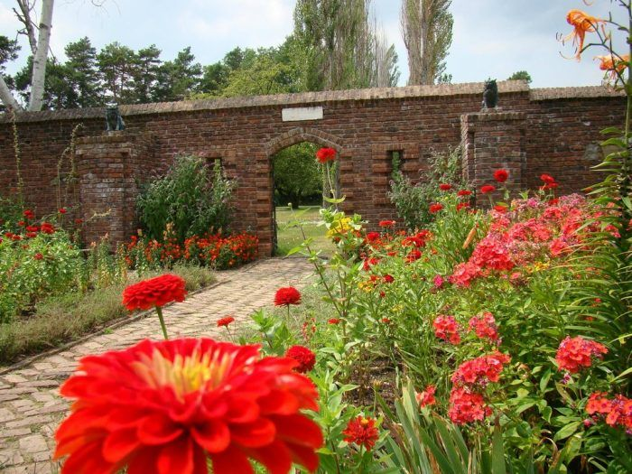 4. King's Garden at Fort Ticonderoga, Ticonderoga