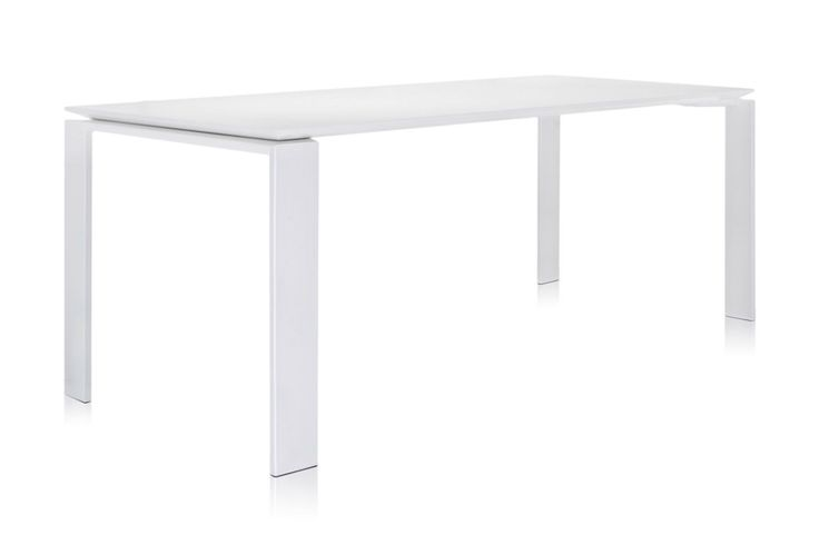 Four Outdoor Medium Table