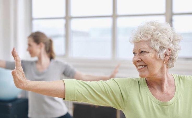 Yoga Exercise Videos for Seniors