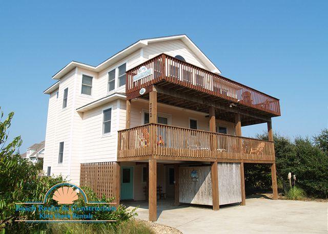 Corolla, North Carolina--favorite beach spot, favorite place to stay.