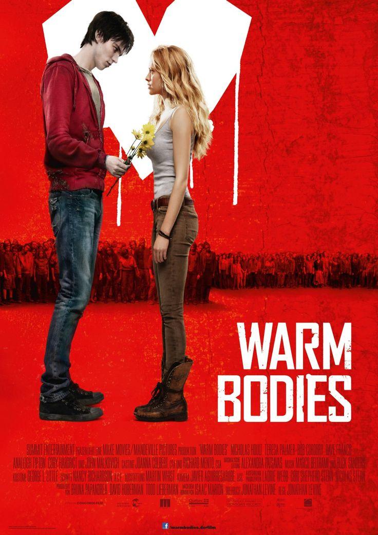 Warm Bodies / Aunque cae en un par de clichés (medio hipster) innecesarios y tiene un par de recursos muy cursi, la verdad es que es una película entretenida para pasar el rato y tiene algunas cosas que están muy bien / 7 Patos