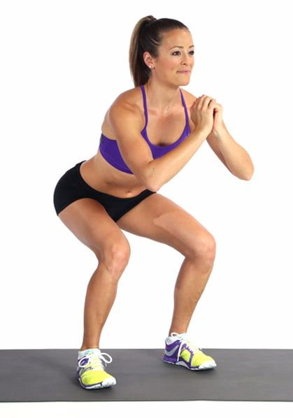 Pin for Later: Are You Sure You're Doing Squats Correctly?