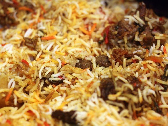 Iraqi Biryani Recipe